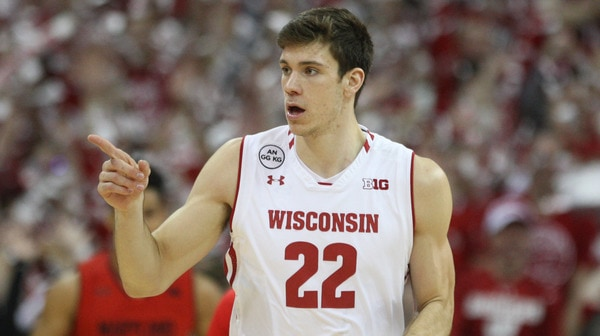 Highlights: Wisconsin rebounds, defeats Maryland