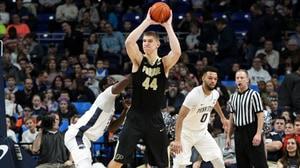 DI Men's Basketball: Purdue defeats Penn State 74-70