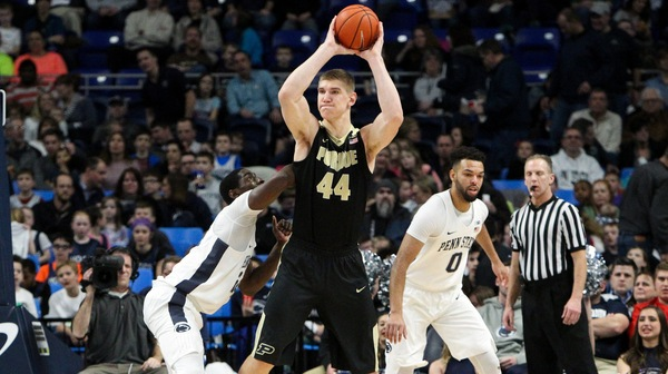 Highlights: Purdue defeats Penn State 74-70 in overtime