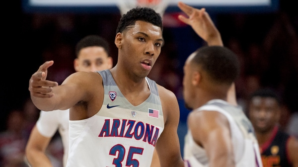 USC fails to slow Arizona, Trier in 90-77 loss