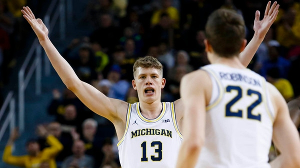 Michigan picks up resume-building win against Purdue
