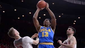 DI Men's Basketball: UCLA beats Arizona 77-72