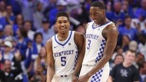 DI Men's Basketball: Kentucky moves past...