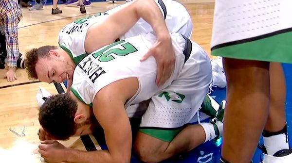 Men's Basketball: North Dakota wins Big Sky