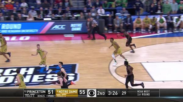 3-pointer by Steven Cook