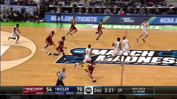 2-pointer by Xavier Cooks