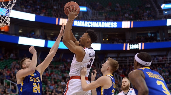 First Round: Gonzaga defeats South Dakota State