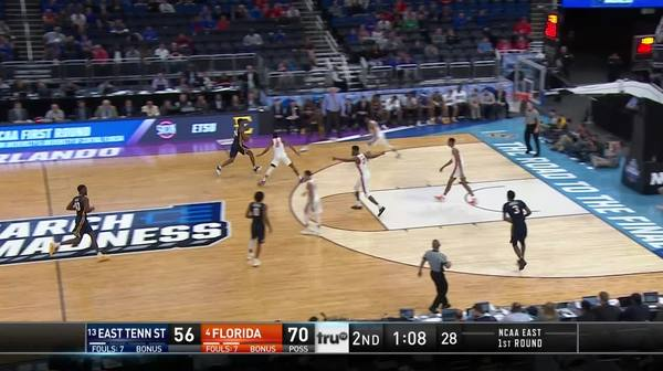 3-pointer by A.J. Merriweather