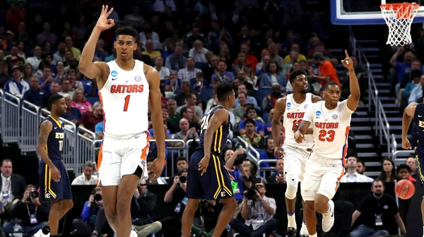 First Round: Florida marches on