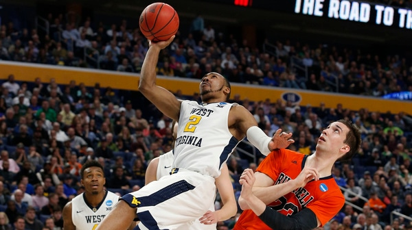 First Round: West Virginia proved victorious over Bucknell