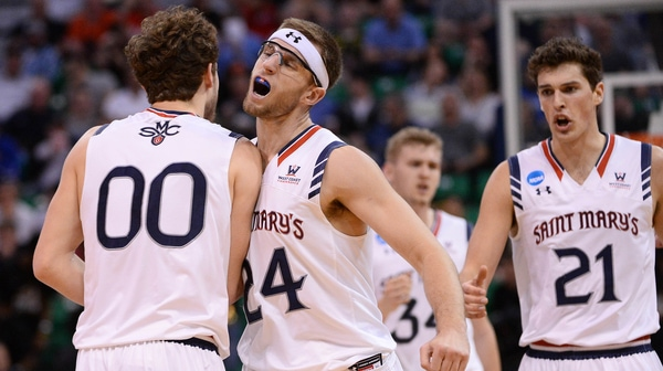 First Round: Saint Mary's outlasts VCU