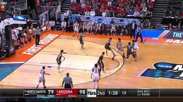 2-pointer by Rawle Alkins