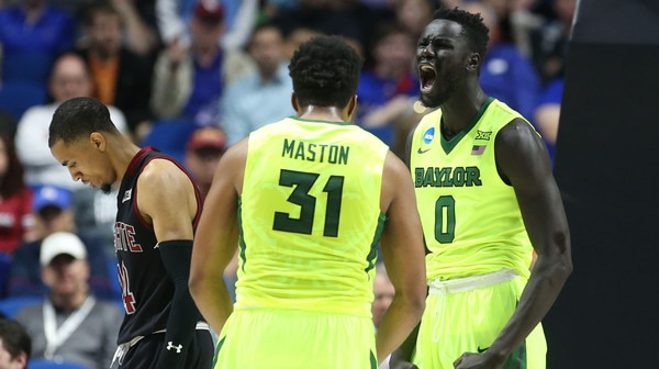 First Round: Baylor handles New Mexico State