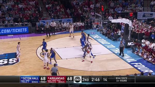 2-pointer by Moses Kingsley