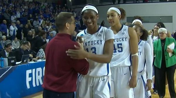 Women's Basketball: Kentucky takes down Belmont