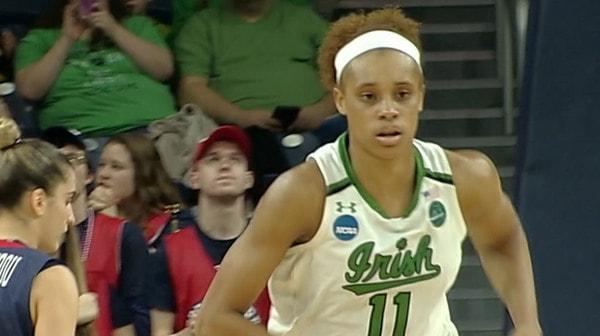 Women's Basketball: Notre Dame tops Robert Morris