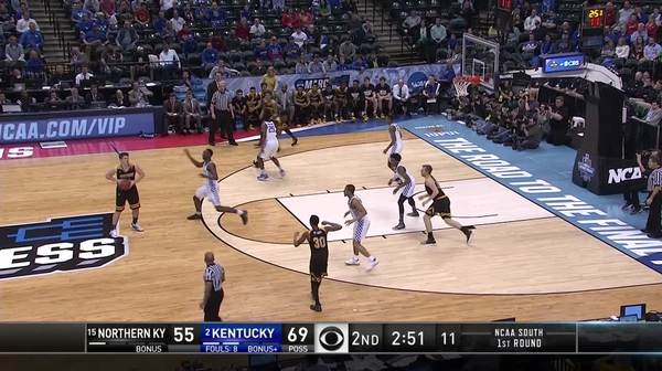 2-pointer by Carson Williams