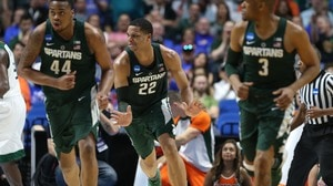 First Round: Michigan State defeats Miami