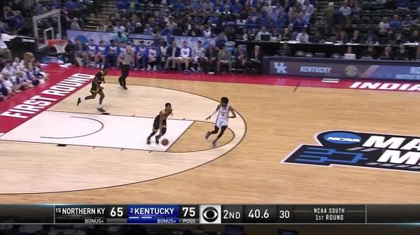 3-pointer by Drew McDonald
