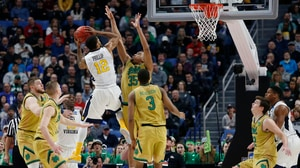 Second Round: WVU advances to the Sweet 16