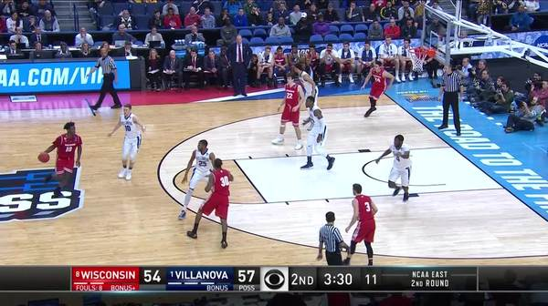 3-pointer by Bronson Koenig