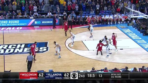 2-pointer by Nigel Hayes