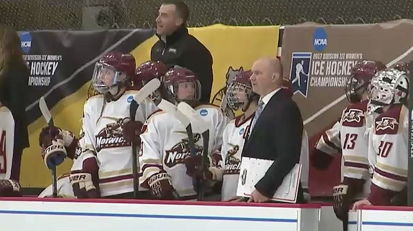 2017 DIII Women's Ice Hockey Third Place Game: Gustavus Adolphus vs. Norwich
