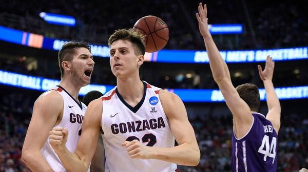 Second Round: Gonzaga ousts Northwestern