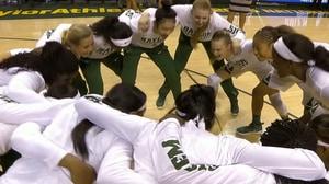 Women's Basketball: Baylor dominates Texas Southern