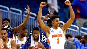 Second Round: Gators chomp Cavaliers