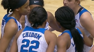 Women's Basketball: Duke pushes by Hampton
