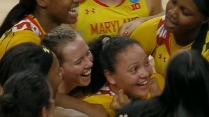 Women's Basketball: Maryland tops West Virginia