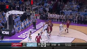Dunk by Luke Maye