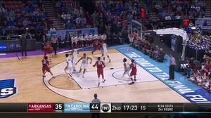 Dunk by Moses Kingsley