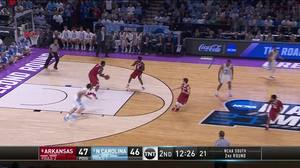 3-pointer by Dusty Hannahs