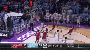 3-pointer by Daryl Macon