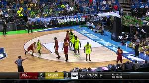 3-pointer by Bennie Boatwright