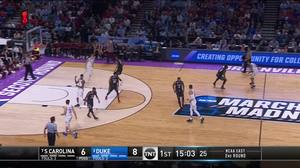 3-pointer by Grayson Allen