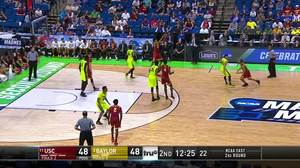2-pointer by Jordan McLaughlin