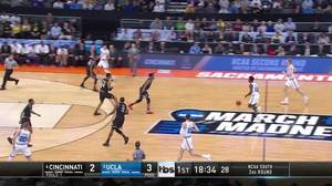 3-pointer by Isaac Hamilton