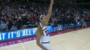 Women's Basketball: Arizona State falls to South Carolina