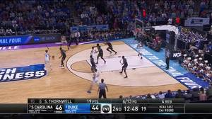 2-pointer by Jayson Tatum