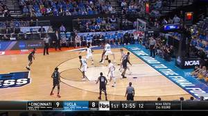 Cincinnati vs. UCLA: 1st Half Highlights