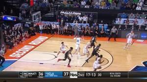 3-pointer by Isaac Hamilton