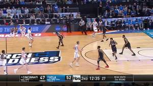 3-pointer by Bryce Alford