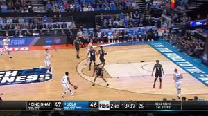 3-pointer by Lonzo Ball