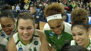Women's Basketball: Purdue falls to Notre Dame