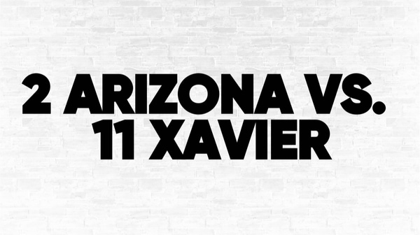 Bracket Breakdown: (2) Arizona vs. (11) Xavier