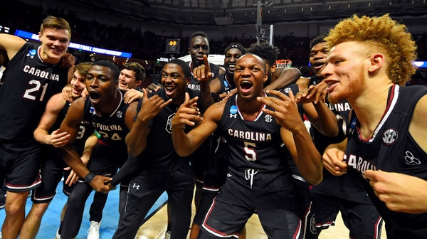 March Madness Moments: Best of Sunday's Second Round