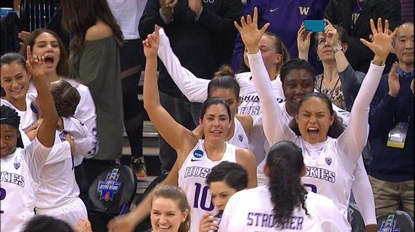 Women's Basketball: Washington defeats Oklahoma